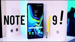 Galaxy Note 9 Review ( នៅតែជាស្តេចស្មាតហ្វូនប៊ិច )