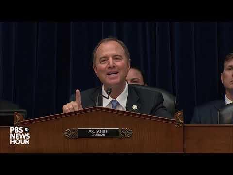WATCH: Rep. Schiff's