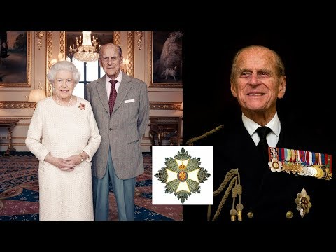 Queen grants new honour to Prince Philip for 70th wedding anniversary