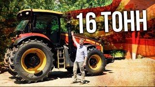 ОЧЕНЬ МАЛЕНЬКИЙ ТРАКТОР Ростсельмаш –RSM 370 | Российские трактора | Зенкевич