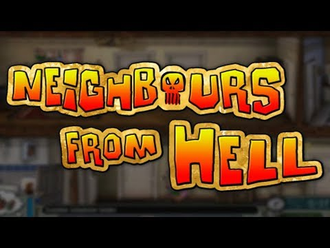Livestream Neighbours From Hell #01