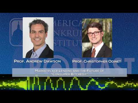 Ep203- Marketplace Lending and the Future of Consumer Bitcredit