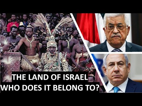 WHO DOES THE LAND OF ISRAEL BELONG TO? | ARE BLACK PEOPLE UNDER A SPELL OR MEDIA MIND CONTROL?