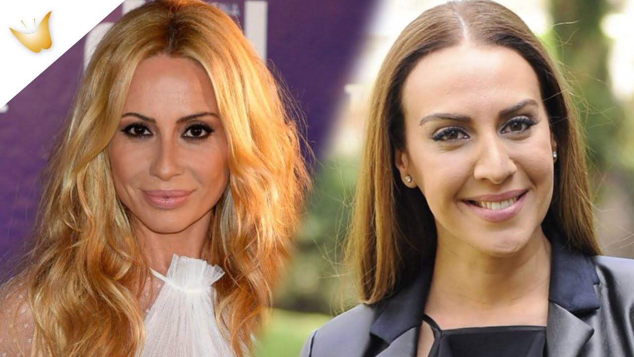 Mónica Naranjo vs Marta Sánchez | El look de las divas de ...