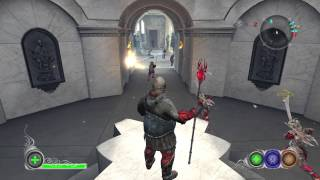 Lord of the Rings: Conquest (PC) walkthrough - The Sacking of Minas Tirith