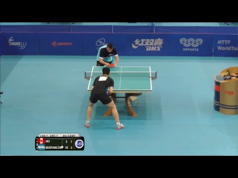 2017 ITTF Pan Am Junior Championships Day 3 (Morning)