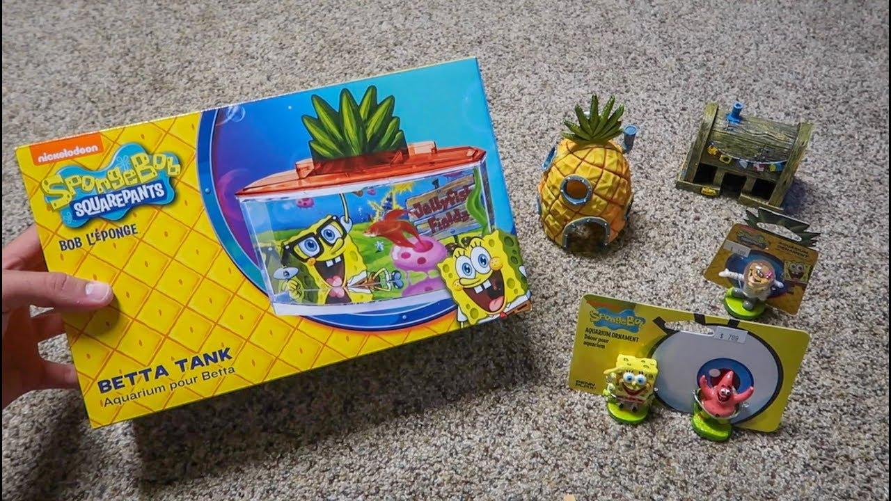 spongebob-themed-fish-aquarium-kit
