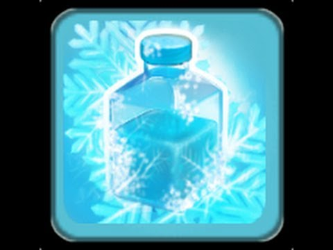 Clash of Clans - Freeze Spell Attack