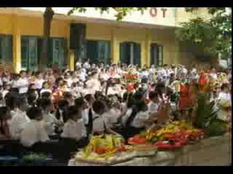 Trung thu 2007 -Truong Trang An