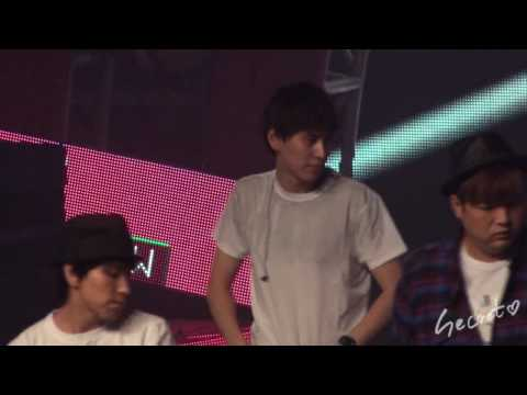 HD - Fancam Secret - Super Junior KyuHyun - No Other (Dry Rehearsal) - 100716 (Jul 16, 2010)