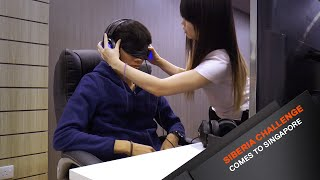 SteelSeries Siberia Challenge Goes to Singapore - Siberia v3 Prism vs. Razer Kraken 7.1
