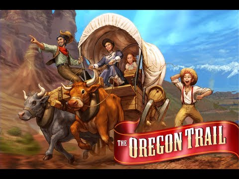 The Oregon Trail HD - Android - Game Trailer
