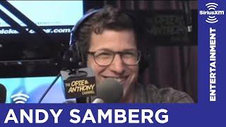 Andy Samberg: Why I Left SNL // SiriusXM // Opie & Anthony