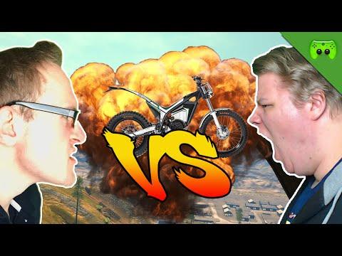 TRIALS EVOLUTION 🎮 Br4mm3n vs Jay 2.0 #15
