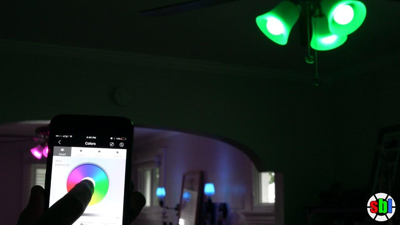 Wi Fi Controller For Mi Light