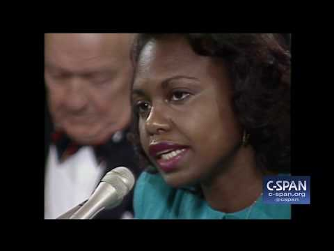 October 11, 1991: Anita Hill Full Opening Statement (C-SPAN)
