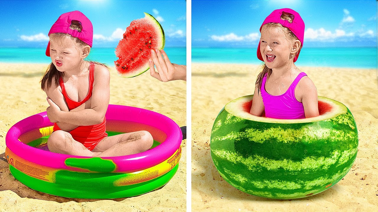 HOT SUMMER HACKS FOR AWESOME PARENTS