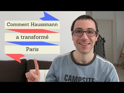 Comment et pourquoi Haussmann a transformé Paris