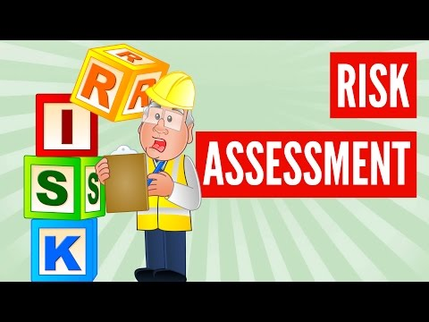 Risk Assessment (Hazard Identification)   #TrainTheTrainer