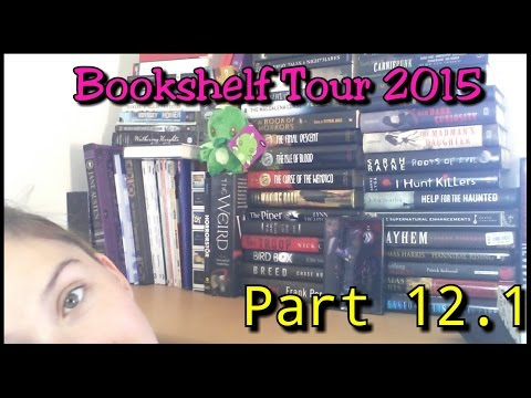 Bookshelf Tour 2015 || Part 12.1: Classics/ Read Graphic Novels