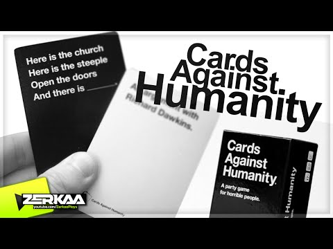THE LONGEST GAME | CARDS AGAINST HUMANITY