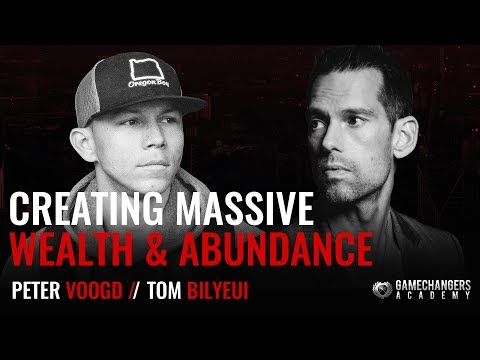 How to Create Massive Wealth and Abundance with Tom Bilyeu (EXTREMELY MOTIVATIONAL)