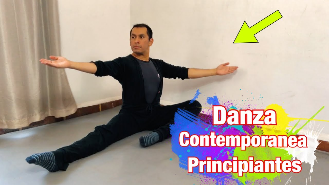 Clase completa DANZA CONTEMPORANEA (Graham y más)