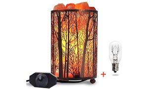 Salt Rock Lamp Natural Night Light
