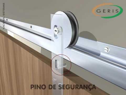 Porta Tv Lumina.Kit Alumina Geris