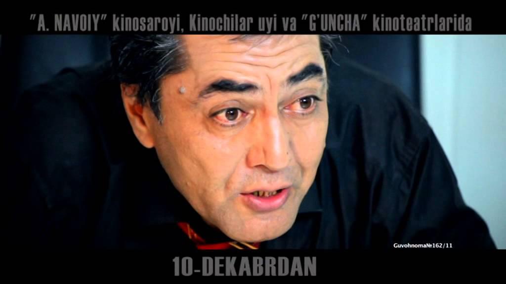 Узбекский режиссер бахрам якубов видео