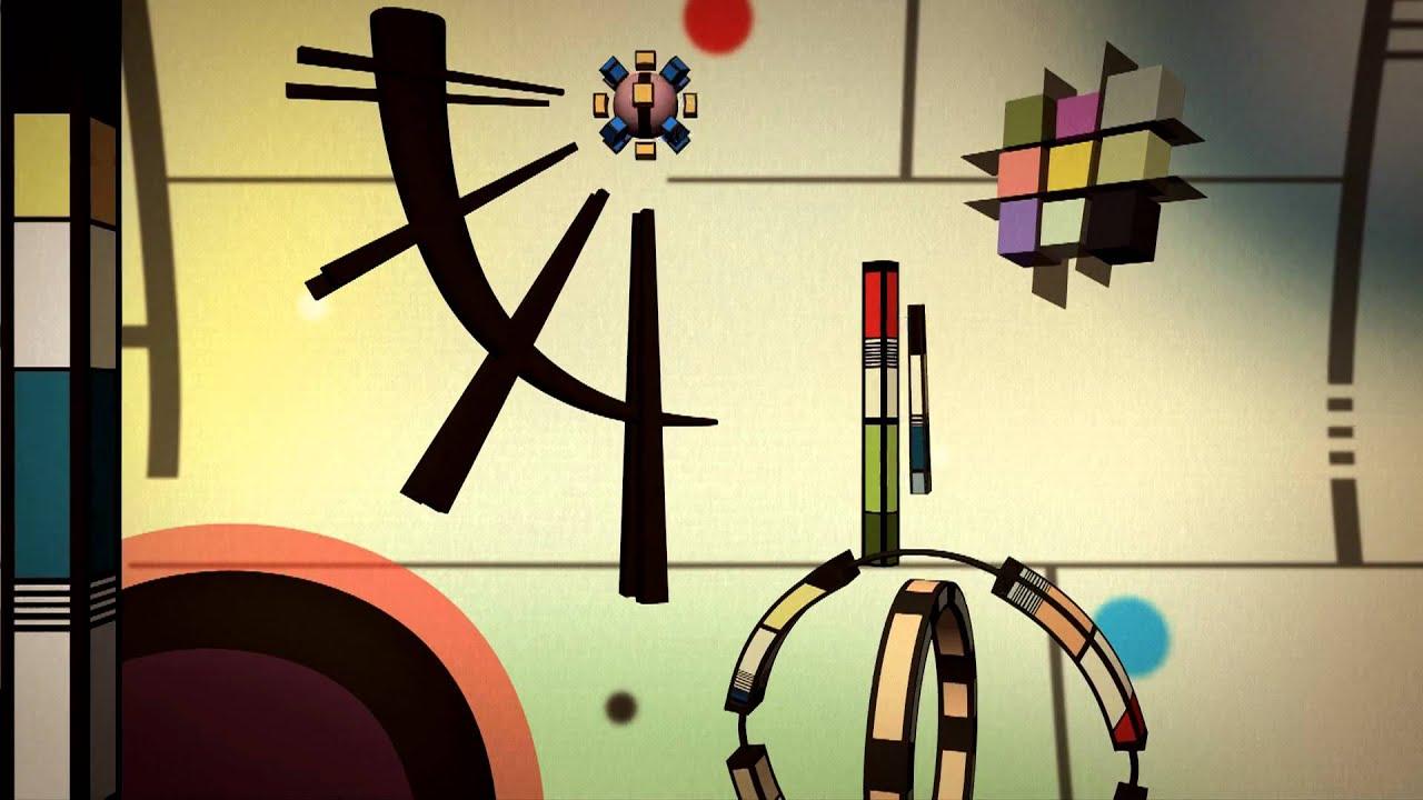 Make 3d Live Wallpaper Quot Wassily Kandinsky 3d Quot Youtube