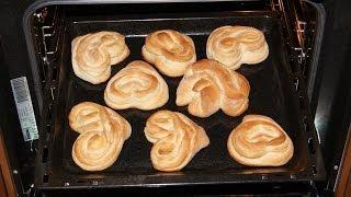 Как сделать булочки, Плюшки из сдобного теста(Как сделать булочки. Плюшки из сдобного теста., 2013-11-13T11:14:13.000Z)