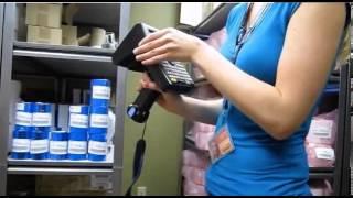 RFID Hand-Held Inventory System