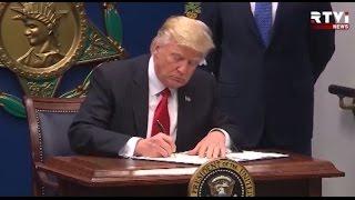 Судья штата Гавайи приостановил новый антимигрантский указ Трампа