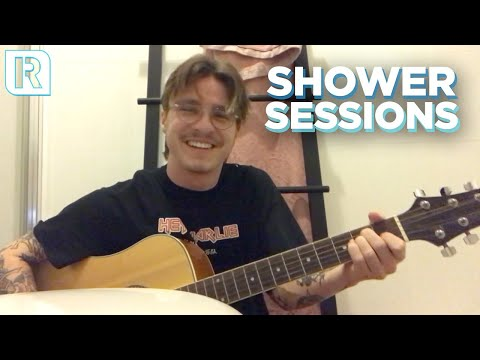 Between You & Me's Jake Wilson, 'Famous' - Shower Sessions For 'Rocksound'