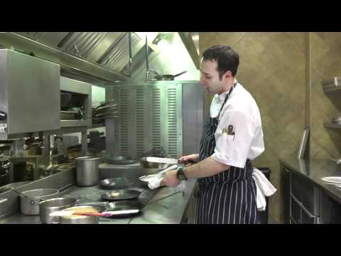 Catch Restaurant Calgary - How to cook a scallop by Chef Kyle Groves