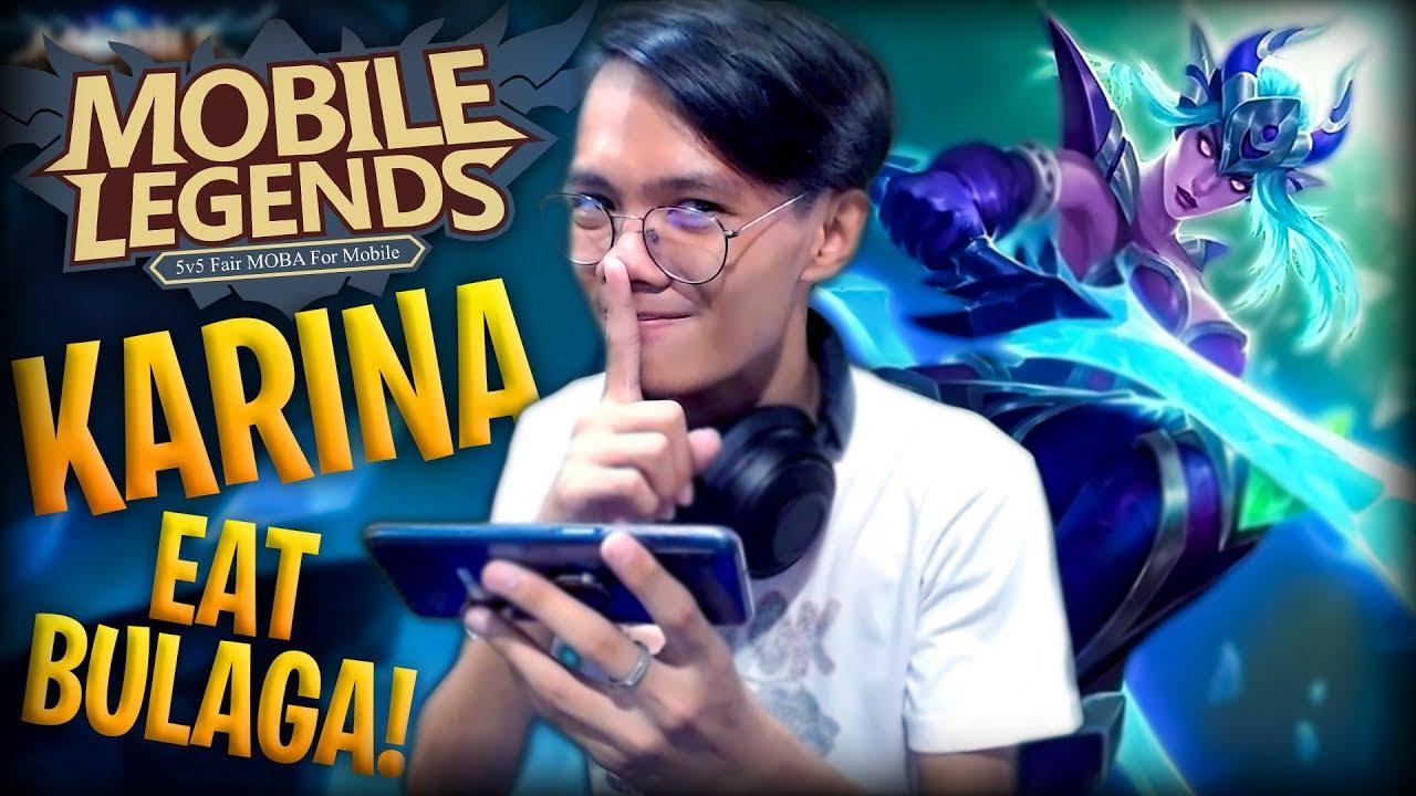 ANG EAT BULAGA NG ML | MOBILE LEGENDS (FUNNY GAMEPLAY) - #FILIPINO