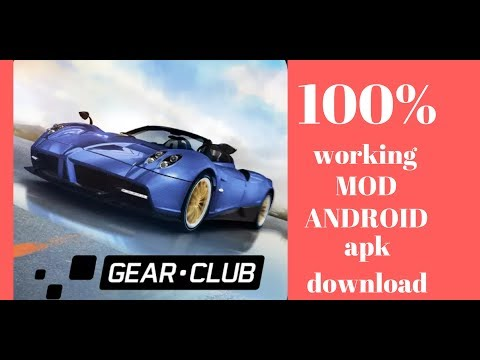 How To Install MOD For Gear.Club - True Racing MOD 1.8.3 (Mod Money) | 2017 | 100% Working | Android