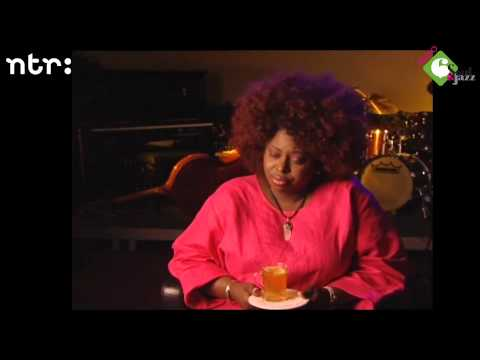 Interview Angie Stone - North Sea Jazz 2000