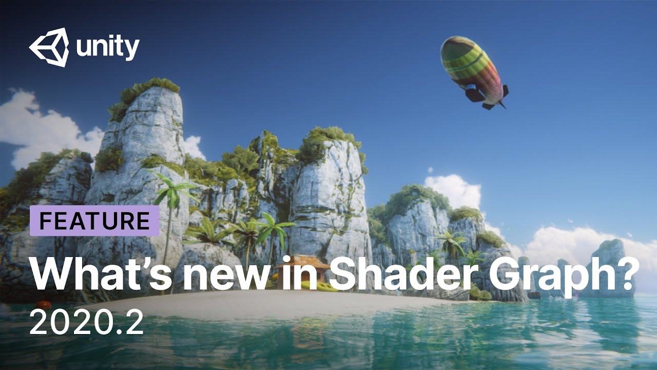 What's new in Unity's  Shader Graph?