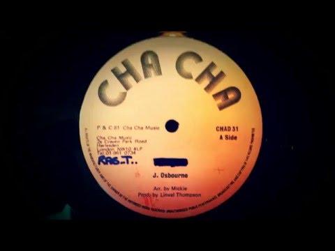 "Johnny Osbourne - Night Fall / Dub Fall 12"" Cha Cha"