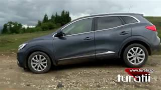 Renault Kadjar 1.6l dCi X-Tronic video 2 of 2