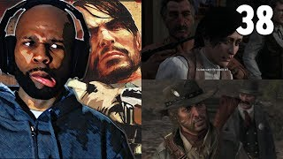 Red Dead Redemption Walkthrough - PART 38 - Great Men Are Not Always Wise (Lets Play / Gameplay)