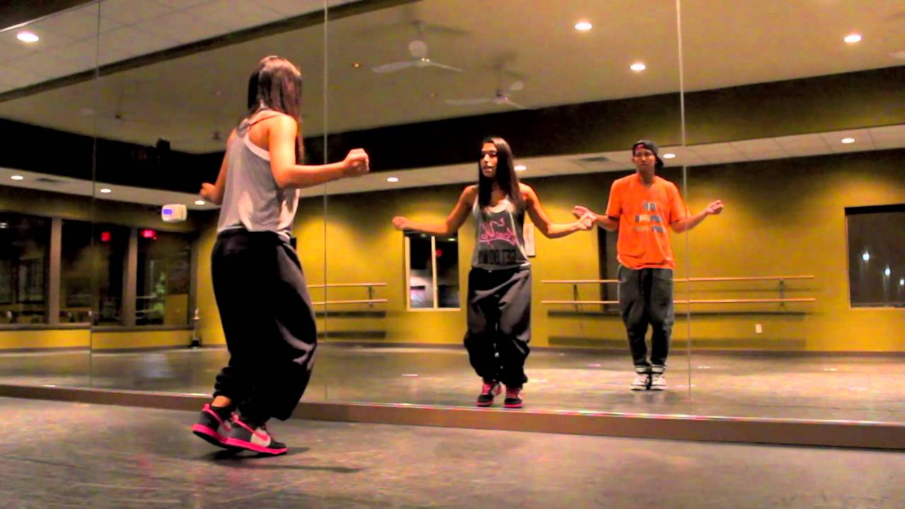 Dance TUTORIAL | Trey Songz - 2 Reasons » Matt Steffanina & Dana ...