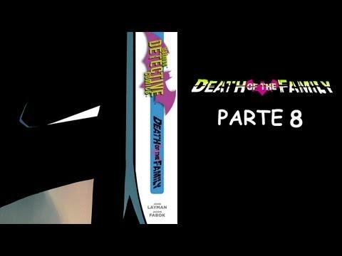 Death of the Family (Muerte de la Familia) - PARTE 8 - Detective Comics #15
