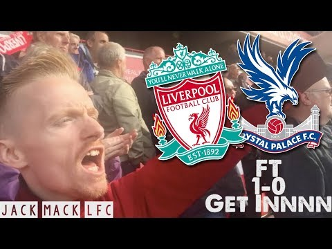 LIVERPOOL 1-0 PALACE!!! | MANE!!! MATCH WINNER | MATCH DAY VLOG
