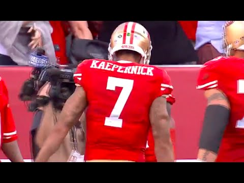 Colin Kaepernick 2015 Highlights