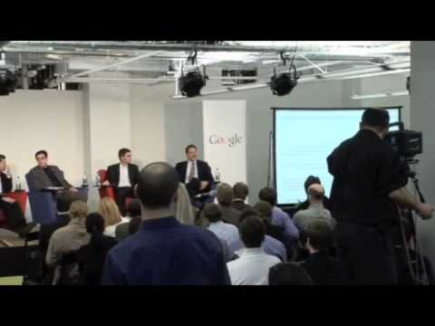 Google D.C. Talks: Democracy Online - Can the Internet Bring Change?