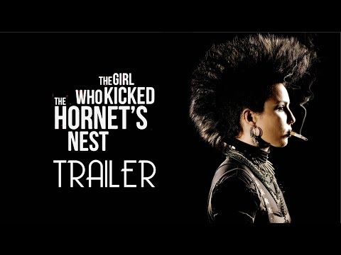 Millennium 3: The Girl Who Kicked The Hornet's Nest Trailer HD