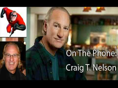 Craig T. Nelson Interview 8-10
